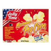 Jolly Time American Butter Popcorn - 300g